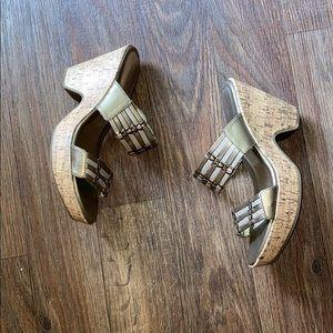 🎃Pretty heel sandals